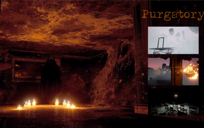 3 dni na zrobienie gry w UE4? Tak – oto Purgatory!